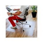 Vloerbeschermer bureaustoelen polycarbonaat MAKROLON